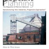Winter 2012: Manufacturing: New Industries, Progressive Approaches?