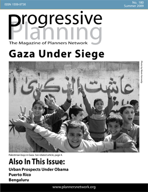 Progressive Planning Magazine Cover