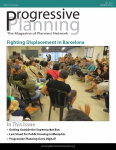 Spring 2016: Fighting Displacement in Barcelona